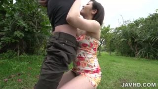 Outside Japan Blow Job With Minami Asano