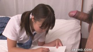 Attractive Teen Momoka Rin Provides A Japan Blowjob