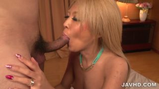Tough Pleasures For Nasty Japanese Babe Karin