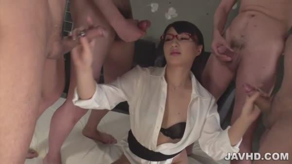 japanese porn Bukkake movie