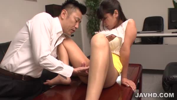 Reika ichinose enjoys having sex in rough